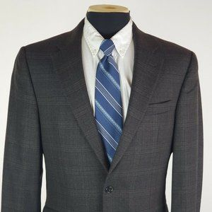 Jos A Bank Signature 40 R 2 Button Wool Blazer Men